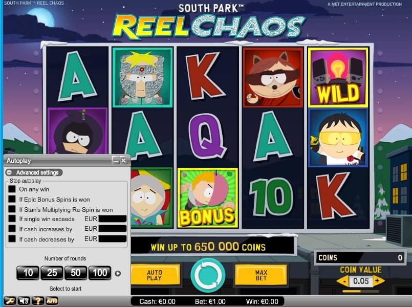 Autoplay Slots-Funktion - Online-Slots mit Autoplay