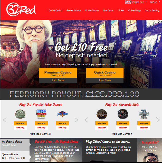 32Red Bingo Review – Expert Ratings and User Reviews