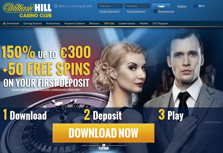 william hill casino club customer service