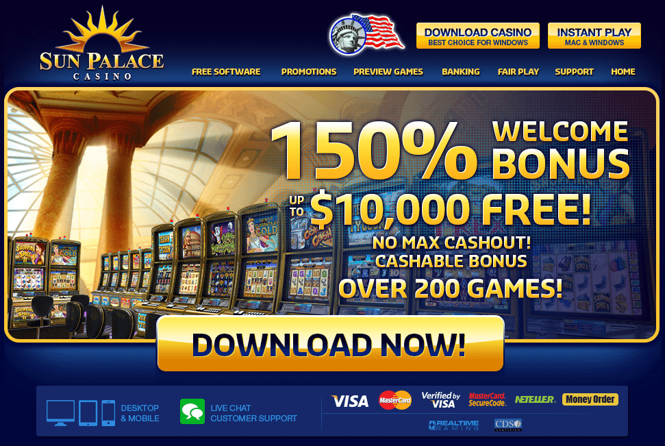 Sun Sun Casino Review - Is this A Scam/Site to Avoid