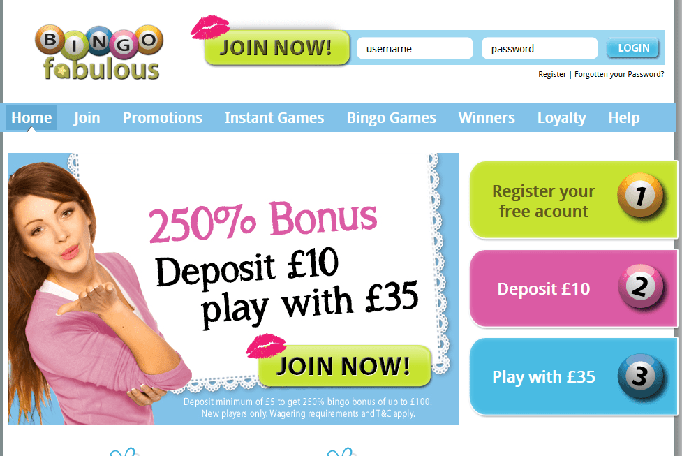 Fairys Bingo Review - Is this A Scam/Site to Avoid