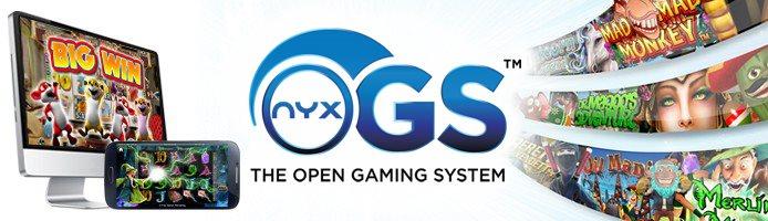 nyx gaming platform