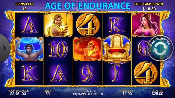 age of endurance casino game