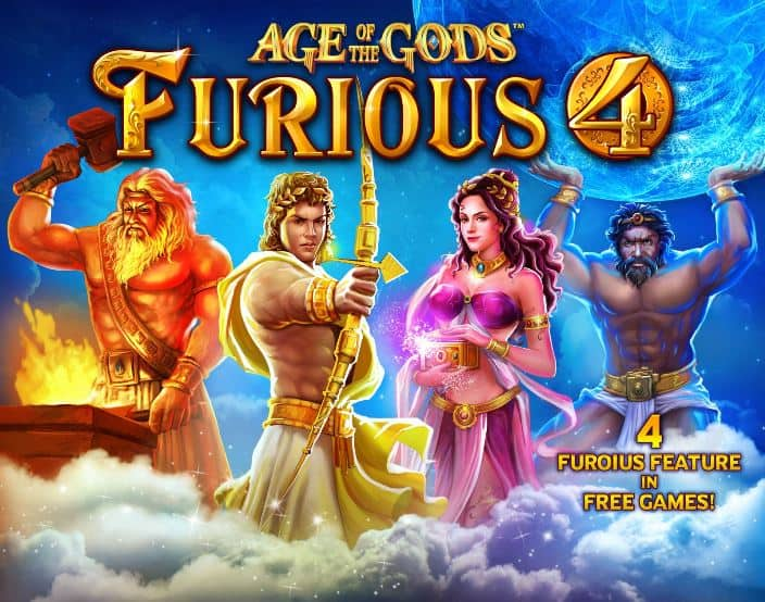 furious 4 slot review