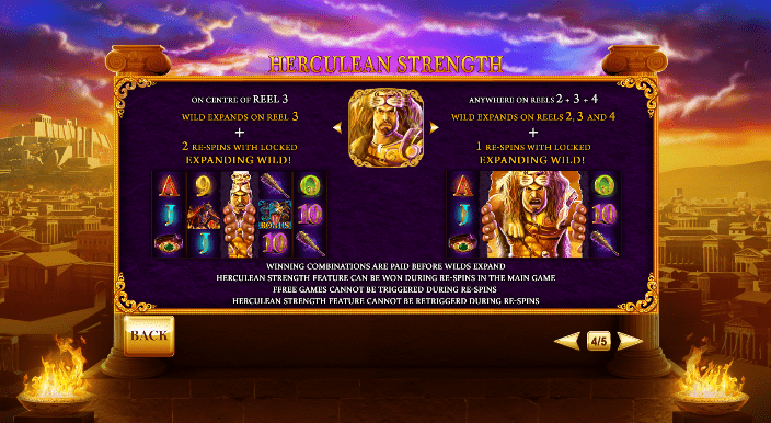 prince of the gods slot