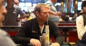 Aussie cricketer playing poker