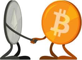 Ether coin bitcoin