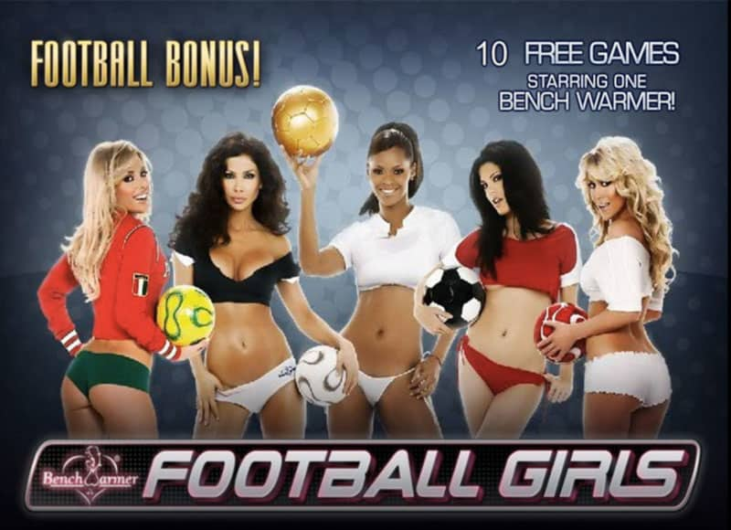 benchwarmers football girls euro 2016 slot