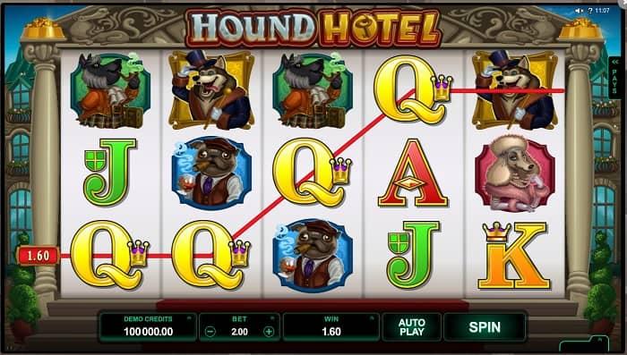 Hound Hotel Slot Machine Online ᐈ Microgaming™ Casino Slots