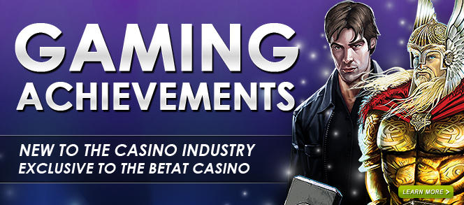 microgaming achievements