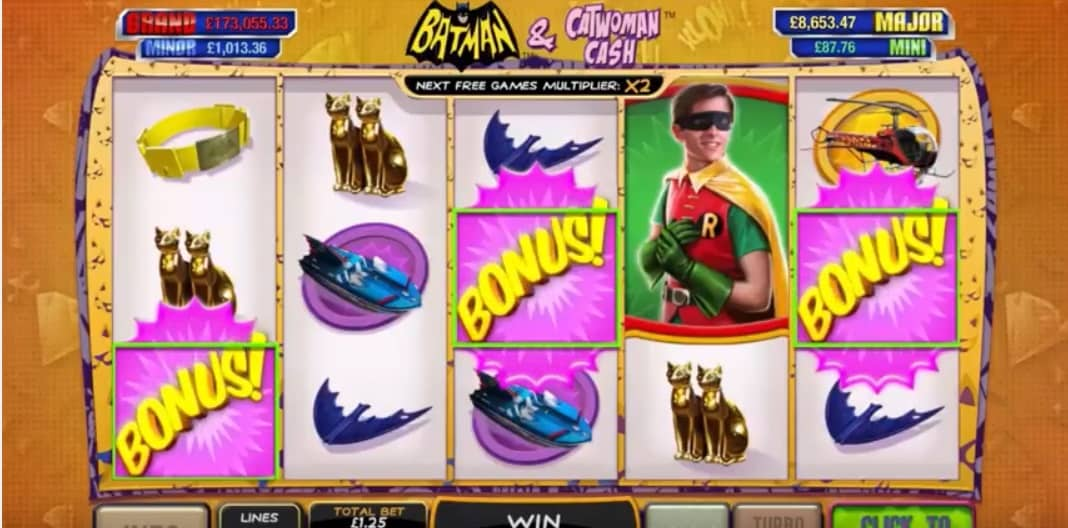 Batman & The Joker Jewels Slot Machine Online ᐈ Playtech™ Casino Slots