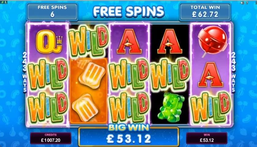 Fruit vs Candy Slot Machine Online ᐈ Microgaming™ Casino Slots