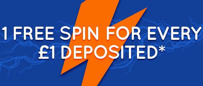 brand new online casino bonus