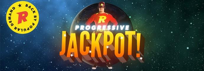 rizk progressive jackpot slots
