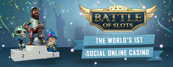 slots tournament battle