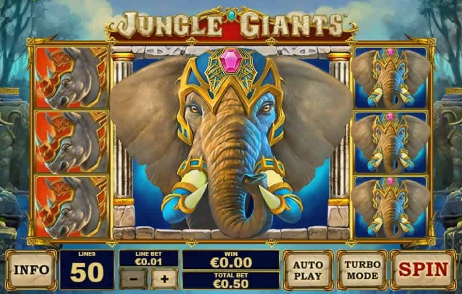 Jungle Giants Slot Machine