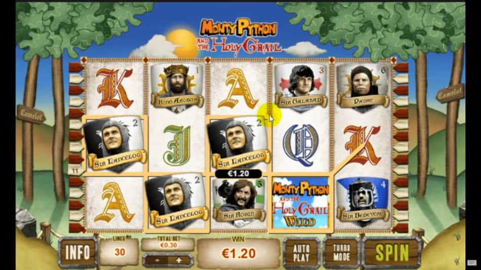 Monty Pythons Life of Brian Slot Machine Online ᐈ Playtech™ Casino Slots