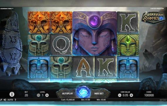 Asgardian Stone Slot Machine