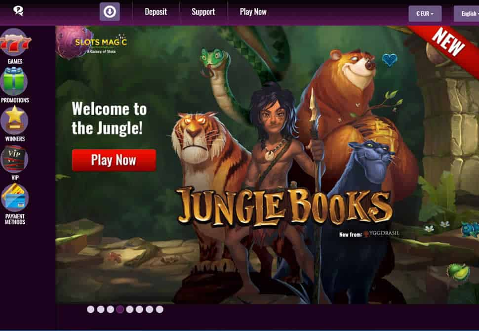 Slots Magic Casino Review