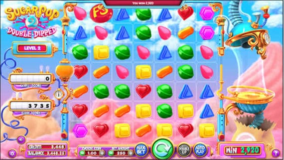 Best slots to play in May 2018: Sugarpop 2: Double Dipped by Betsoft