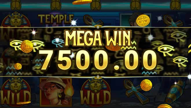 Best slots to play in May 2018: Temple of Tut Wins by Microgaming