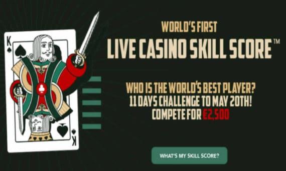 Codeta Skill Score Feature