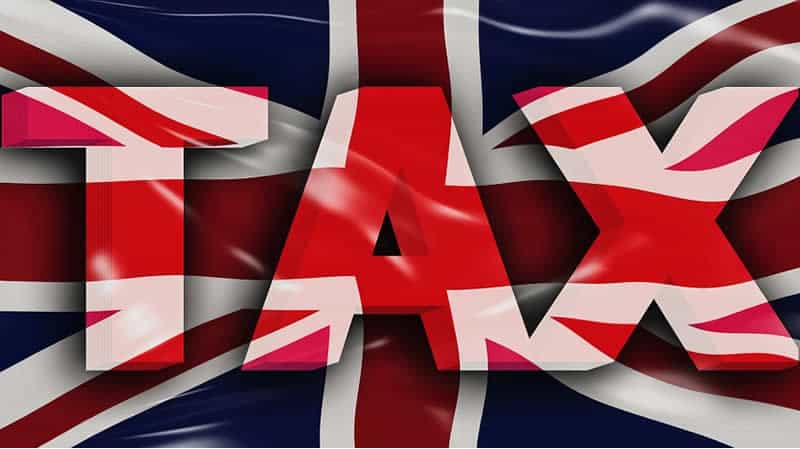 UK Gambling Taxes