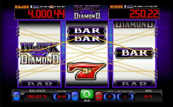 Black Diamond Slot Review 2