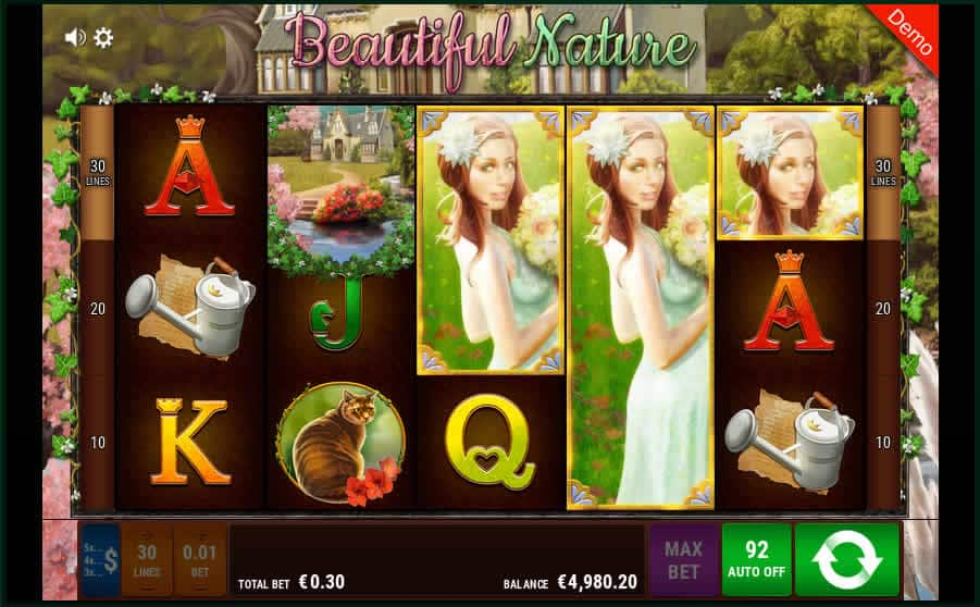 Spiele Beautiful Nature - Video Slots Online