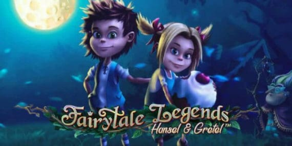 Fairy Tale Legends by Netent
