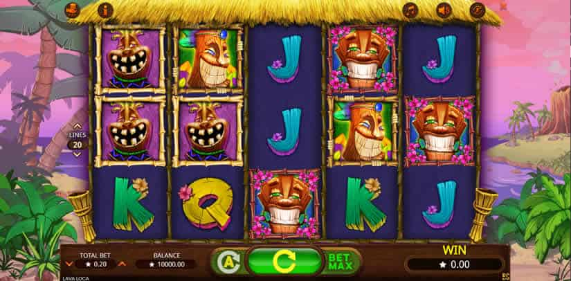 Lava Loca Slot by Booming Games