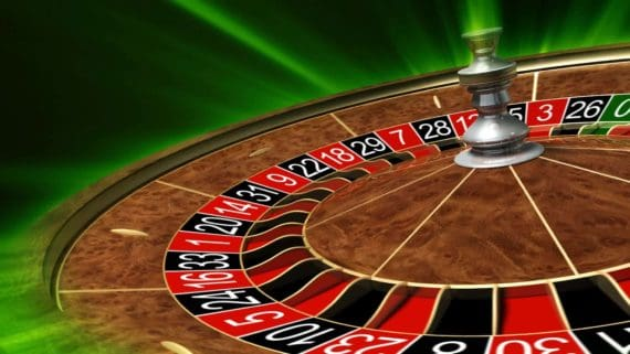 dual play roulette wheel