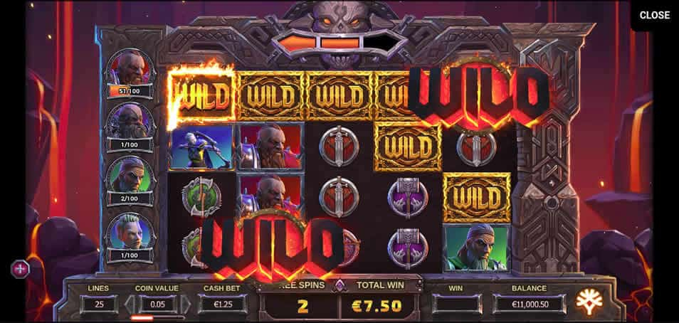 Vikings go to Hell Slot by Yggdrasil Gaming