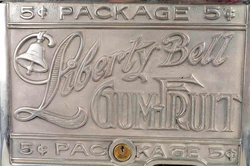 Liberty Bell Slot Gum Fruit