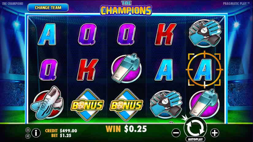 The Champions Slot by Pragmatic Play