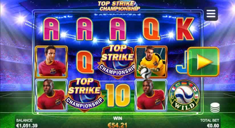 Top Strike Championship Slot by Nextgen