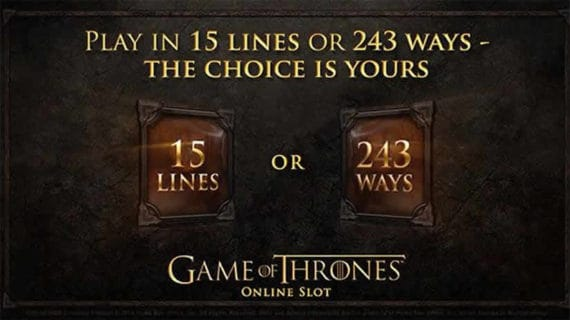 243 Ways to Win Slots