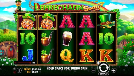 Leprechaun Song Slot by Pragmatic Play