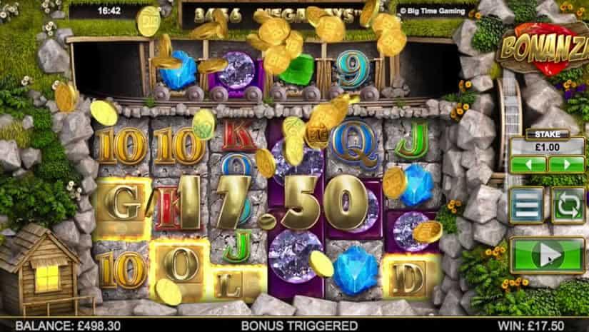 Bonanza Megawins by Big Time Gaming