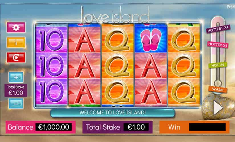 Love Island by Storm Gaming