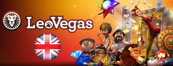 Leovegas Casino UK gambling market news