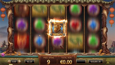 Legend of the Golden Monkey slot