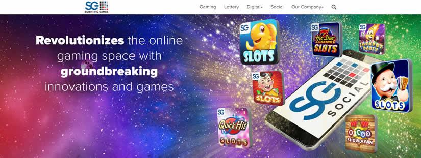 Scientific Games Revenue Report 2018