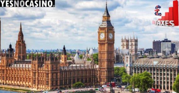 UK Gambling Duty / Taxes 2019