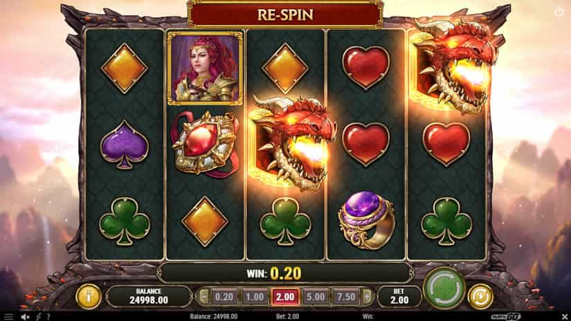 Dragon Maiden Slot by Play'n Go
