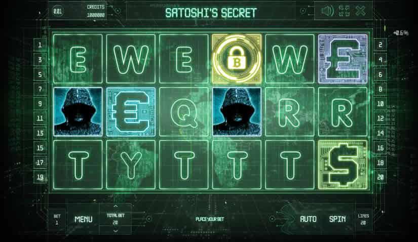 Satoshi's Secret Slot by Endorphina