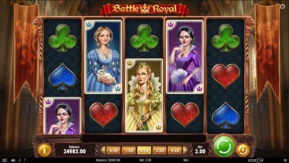 Battle Royal Slot by Play'N GO