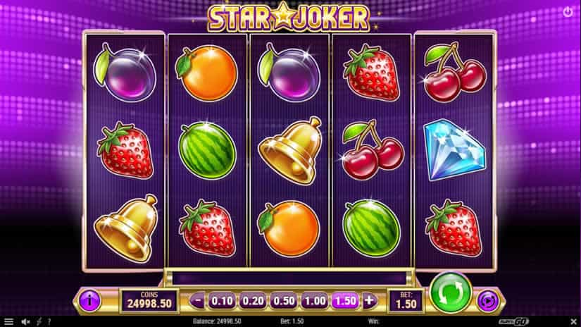 Star Joker slot by Play'n Go