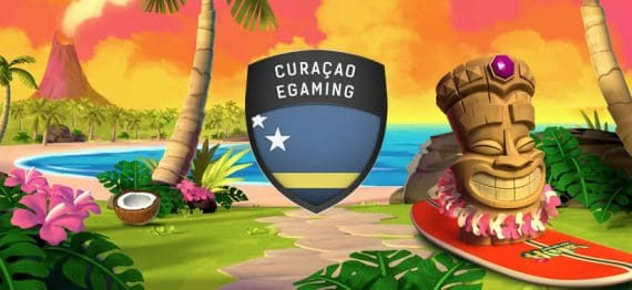 Curacao e-Gaming Logo