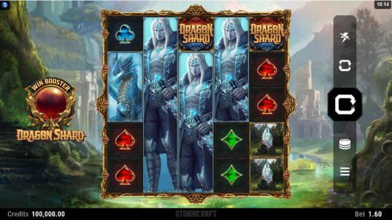 Dragon Shard Slot by Microgaming